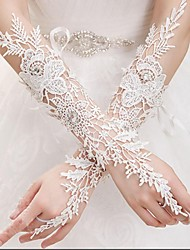 Women Party Lace Gloves
