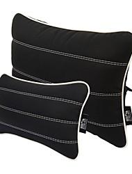 Astro Boy memória lenta recuperação almofada do assento de carro de espuma, almofada de proteção da cintura, o modelo de escritório travesseiro um par