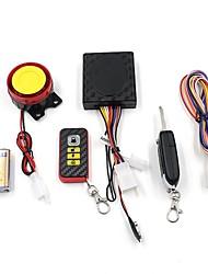 imobilizador novo sistema de alarme de segurança moto motocicleta controle remoto motor ok