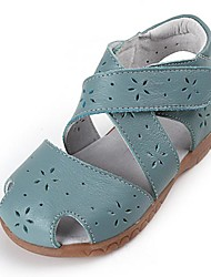 Girls' Shoes Casual Comfort Leather Sandals Blue/Pink/White