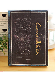 The Hobbit Black Constellation Cosplay Book