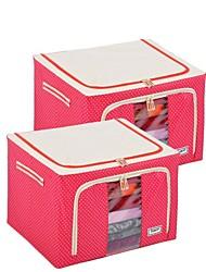 50 * 40 * 33cm picasso 66 litres hydrofuge cabernet boîte de guichet unique deux groupes