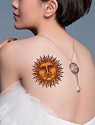 Yimei - Tatuajes Adhesivos - Waterproof - Otros - Mujer/Girl/Hombre/Adulto/Boy/Juventud - Multicolor - Papel - 5 - 20.5cm*10.5cm