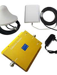 New PCS980 1900MHz Mobile Cellphone Signal Booster Repeater Amplifier with Ceiling and Panel Antenna Kit