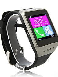 Tecnologia Vestível - Relógio inteligente GV08 - Bluetooth 3.0 -Chamadas com Mão Livre/Controle de Mídia/Controle de Mensagens/Controle
