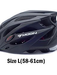 WEST BIKING® Unisex Fashion One-piece Breathable Comfortable With Detachable Brim Adjustable 21 Vents Cycling Helmet