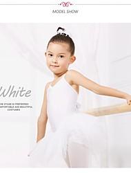 Dancewear Kids' Spandex And Gauze Ballet Dance Dress(More Colors) Kids Dance Costumes