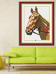 Diamond Painting Horse Crafts Living Room Diamond Cross Stitch Needlework Wall Home Decor 22*28cm