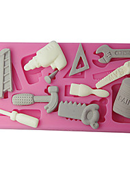 pâte de gomme outils décoration gâteau moule de décoration