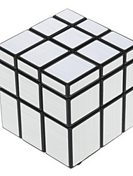 Shengshou® Smooth Speed Cube 3*3*3 Mirror / Speed Magic Cube Black ABS
