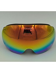 ly-100 Unisex Skibrille Anti-Fog / Anti-UV / kratzfest / bruchsicher pc / uv tpu