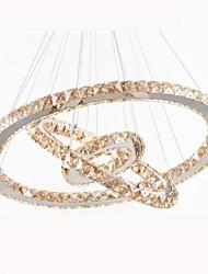 Lampadari - Contemporaneo/Tradizionale/Classico/Rustico/campestre/Tiffany/Vintage/Retrò/Rustico/Isola - DI Metallo - Cristallo/LED