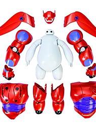 Big Hero 6 armure-up action baymax chiffre