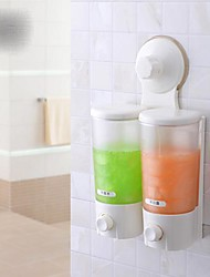 Dispensadores de Jabón/Gadgets de baño Contemporáneo - Montura de Pared