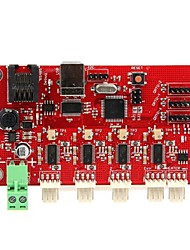 Geeetech Generation 6 Electronics ATmega 644p Controller Board for 3D Printer