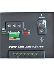 y-solaire 20i-CE 20a régulateur solaire contrôle d'éclairage avec minuterie 12v 24v