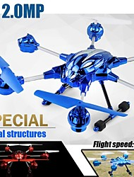 HuaJun 819 4.5 Channels RC Drone with HD Camera 6 Blades Metal Cool Body 3D Flip 6 Axis Gyro