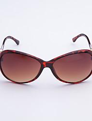 Anti-Reflective Women's Oversized Plastic Retro Sunglasses