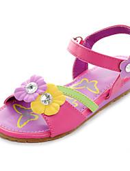 Wedge Heel filles Sandales Confort avec Fleur Chaussures (Plus colors)