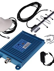intelligence gsm990 900mhz rappel mobile portable signal de répéteur amplificateur + kit d'antenne
