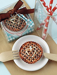 Apple Pie Dessert Candles