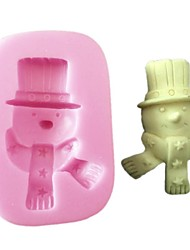 3D Silicone Cake Decorating Mold