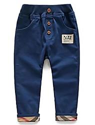 Boy's Cute Label Harlan Leisure Pants