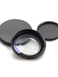 ZOMEI Slim 52mm Wide-angle Lens 0.45X Wide Angle Times Without Hidden Corners