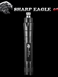 SHARP EAGLE/ZQ-LA-08 Green Laser Pointer(5mw.532nm.1x18650.Black)