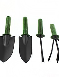 Садоводство набор инструментов лопатой борона 4шт