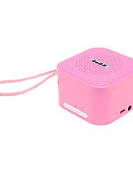 dogo® alto-falante sem fio oi-fi ultra portátil ao ar livre / estante de mini bluetooth para tf microfone aux para tablet pc iphone6 / 6plus