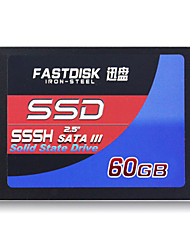 Internal Hard Drive - Unità disco a stato solido (SSD) SSSH60GB - 60GB - Laptop - SATA III