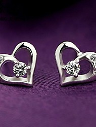 Stud Earrings - aus Sterlingsilber - für Damen