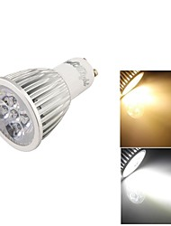 Faretti LED 5 LED ad alta intesità YouOKLight GU10 5W Decorativo 500 LM Bianco caldo / Luce fredda 1 pezzo AC 85-265 V
