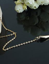 Европейский изысканный острый перец ожерелье (1 шт)
