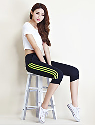 Amarelo/Branco ) - de Fitness/Corridas/Esportes Relaxantes/Downhill/Trilha - Mulheres