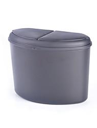 bacs de voiture ou au bureau blocklite poubelles, tonneaux de stockage
