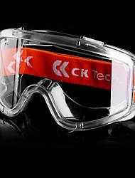 anti-niebla golpear gafas de laboratorio resistentes