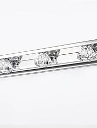 luz delantera de espejo maishang® 3 simple luz moderna artística