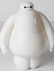 großer Held 6 Projektion baymax Vinyl Action-Figur
