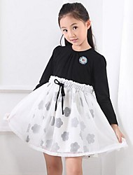 Girl's  Fashion Party Dresses Flower Dresses 2015 New Arrival