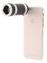 iPhone6 Mobile Phone Telescope 8X for iPhone6 with Back Case