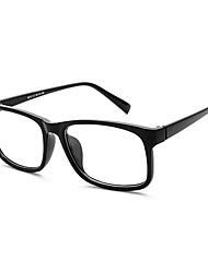[lentes livres] quadrados pc full-jante óculos de grau de moda