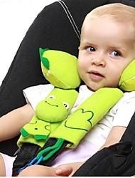 honorv assento de segurança ™ para um em forma de u travesseiro infantil + cinto de segurança bainha
