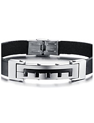 z&X® estilo moda masculina ícones necessário pulseira personalidade