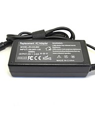 19V 3.16A 60W AC laptop power adapter charger For Samsung GT8000 8100 GT8600 GT8600XT 7.4*5.0mm
