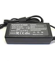 19v 3.16a 60w ac portable chargeur adaptateur d'alimentation pour Samsung GT8000 8100 gt8600 gt8600xt 7.4 * 5.0mm