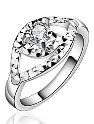 GGN  Women Cute/Party/Casual Platinum Plated Other)ring