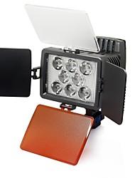 batería fotografía accesorio accionado luz led-5080