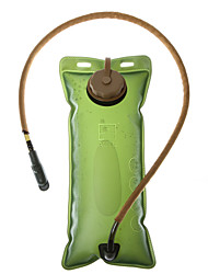 AOTU Shock Resistance Water Bladder Camping & Hiking/Cycling/Traveling 2.5 L Army Green EVA